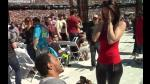 YouTube: Joven pidió matrimonio a su novia en WrestleMania 31  |VIDEO - Noticias de youtube