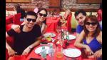 Twitter: ¿Qué hacen en Viernes Santo juntas Magaly Medina y Karen Schwarz? - Noticias de ezio oliva