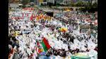 Así fue la 'Marcha por la paz' en Colombia | FOTOS - Noticias de gustavo petro