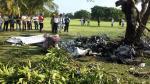Republica Dominicana: Siete muertos en caída de avioneta | FOTOS - Noticias de accidente