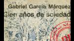 García Márquez: Roban primera edición de 'Cien años de soledad' en Filbo - Noticias de feria del libro de bogota