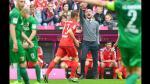 Bayern Múnich perdió 1-0 con Augsburgo en torneo alemán   FOTOS - Noticias de borussia dortmund