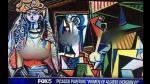 Critican a Fox por censurar famosa pintura de Pablo Picasso - Noticias de mujeres desnudas