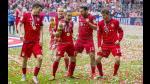 ¿Qué dijo Claudio Pizarro tras campeonar con el Bayern Munich? | FOTO - Noticias de mainz 05