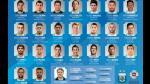 Copa América 2015: Los 23 convocados de Argentina para torneo en Chile - Noticias de gerardo martino