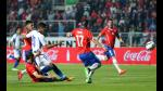 Chile vs El Salvador - La Roja ganó 1-0 en amistoso internacional por Copa América 2015 - Noticias de fernando rapallini