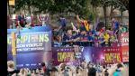 Barcelona: Así celebran los 'culés' el título de la Champions League | FOTOS - Noticias de xavi