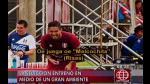 Selección peruana: Mira las bromas de Jefferson Farfán y Juan Vargas   VIDEO - Noticias de melcochita