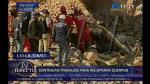Oyón: 13 muertos y dos sobrevivientes en minivan sepultada | VIDEO - Noticias de castro tamayo