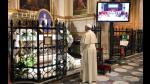Papa Francisco oró ante la Sábana Santa en Turín | FOTOS - Noticias de sabana santa