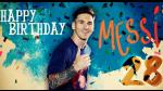 Instagram: Lionel Messi agradeció felicitaciones por su cumpleaños | FOTO - Noticias de colombia