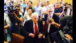 Abuelos homosexuales se casaron en Texas tras 54 años juntos | FOTOS Y VIDEOS - Noticias de george church