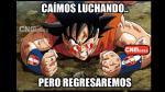 Carlos Zambrano víctima de 'memes' por expulsión en Copa América 2015 - Noticias de partido perú vs chile