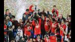 Chile: Efusiva celebración tras su primer título de Copa América | FOTOS - Noticias de anita miller al fondo hay sitio