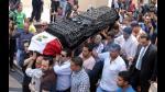 Omar Sharif: Así fue su entierro en Egipto | FOTOS - Noticias de egipto