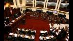 Congreso discutirá este martes 4 cuadro de comisiones - Noticias de mesa directiva