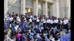 Refugiados claman por apertura de estación de trenes en Budapest | FOTOS - Noticias de visado schengen