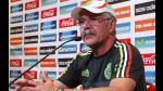 México vs Trinidad y Tobago: Ferreti no hará concesiones a jugadores para partido con EEUU - Noticias de trinidad y tobago