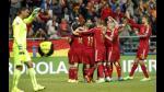 España derrotó 2-0 a Eslovaquia por eliminatorias para Eurocopa 2016 - Noticias de tomas hubocan