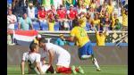 Brasil vence 1-0 a Costa Rica con gol de Hulk en amistoso internacional | FOTOS - Noticias de mundial brasil 2014