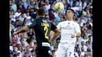 Real Madrid ganó 1-0 a Granada con polémica por gol anulado | VIDEOS Y FOTOS - Noticias de liga de españa