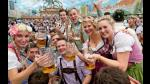 Oktoberfest: segundo día de diversión en Múnich - Noticias de trajes típicos