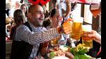 Bayern Múnich celebró el Oktoberfest tras goleada en Champions League - Noticias de dinamo zagreb