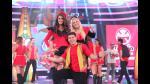 Teletón 2015: estrellas de 'realities' bailaron al ritmo de Nubeluz | FOTOS - Noticias de hogar clinica san juan