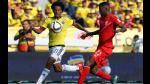 Perú vs Colombia: bicolor perdió 2-0 en eliminatorias Rusia 2018 - Noticias de freddy guarin