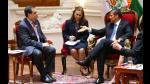 Humala expresa a ministro jordano su interés en acrecentar lazos comerciales - Noticias de junta de gobernadores