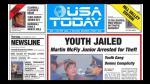 Back to the Future: detención de Marty McFly llega a la prensa | VIDEO - Noticias de nike