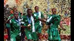 Nigeria: la celebración por título de Mundial Sub 17 de Chile | FOTOS - Noticias de mundial sub 17 chile 2015