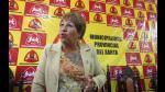 Santa: JNE confirma suspensión de la alcaldesa Victoria Espinoza - Noticias de alejandro yovera