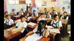Fenómeno El Niño: coordinan medidas de prevención en colegios de Amazonas - Noticias de fenómeno climático la niña