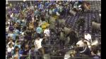 Alianza Lima vs Sporting Cristal: hinchas se pelearon en tribuna de Matute | VIDEO - Noticias de torneo clausura