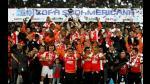 Santa Fe vs Huracán: colombianos ganaron por penales y son campeones de Copa Sudamericana - Noticias de fuerza amarilla vs santa fe