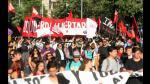 Chile: protestan contra reforma de educación | FOTOS - Noticias de ley universitaria