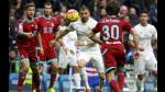 Real Madrid vs Real Sociedad 3-1: 'merengues' ganaron por Liga BBVA - Noticias de inigo martinez