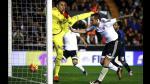 Real Madrid empató 2-2 con Valencia y se rezagó en Liga BBVA - Noticias de karim benzema