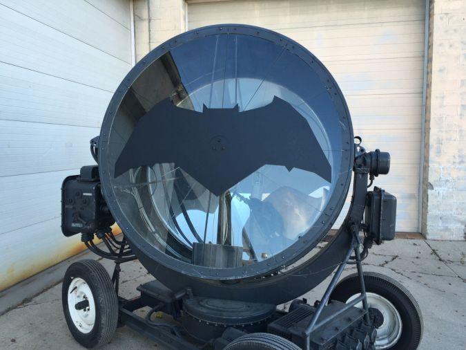 Batman V Superman 191 Cu 225 Nto Cuesta El Reflector De Bruce