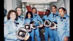 Twitter: NASA recuerda a los que murieron en la tragedia del Challenger | VIDEO - Noticias de ronald francis