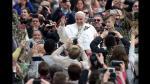 Papa Francisco bendijo palmas y ramas de olivo dando inicio a la Semana Santa - Noticias de francisco lazo