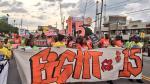 Estados Unidos: así fue protesta masiva Fight For 15 por mejor salario mínimo - Noticias de jerry brown