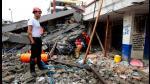 Pedernales: desolador panorama en epicentro del terremoto en Ecuador - Noticias de centro comercial