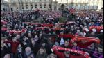 Liverpool recordó a las 96 víctimas de la tragedia de Hillsborough - Noticias de liverpool fc