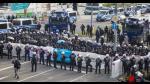 Protestas violentas y debate interno marcan congreso de la neoderecha alemana - Noticias de lander aleman