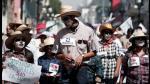Así se conmemoró el Día del Trabajo en América Latina - Noticias de frecuencia latina reportaje de tallarines de casa doña mica