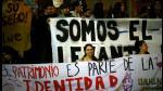 Chile: protestas en Santiago por presencia de marea roja en isla Chiloé - Noticias de valparaiso