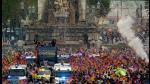 Barcelona: así fue su 'Rúa de Campeones' tras ganar la Liga BBVA - Noticias de maria lema