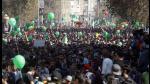 Chile: miles marcharon en Santiago por la legalización de la marihuana - Noticias de egipto